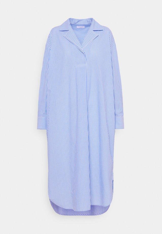 TERRAZZO STRIPE - Korte jurk - cornflower blue
