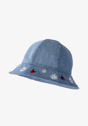 Hat - jeansblau