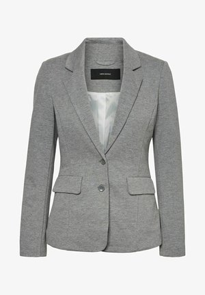 VMHARUKI - Blazer - medium grey melange