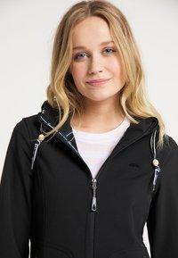 Schmuddelwedda - Summer jacket - schwarz - 3