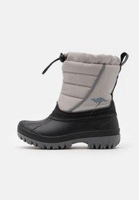 KangaROOS - K-BEN - Winter boots - vapor grey - 0