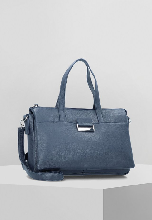 TALK DIFFERENT II - Handbag - darkblue
