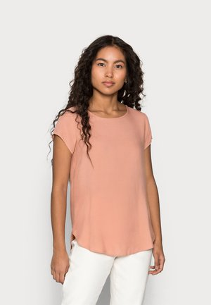 VMBOCA BLOUSE - Basic T-shirt - old rose