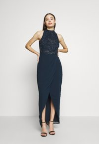Lace & Beads Petite - Occasion wear - navy - 1