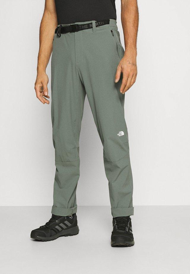 MENS SPEEDLIGHT II PANT - Outdoorové kalhoty - agave green