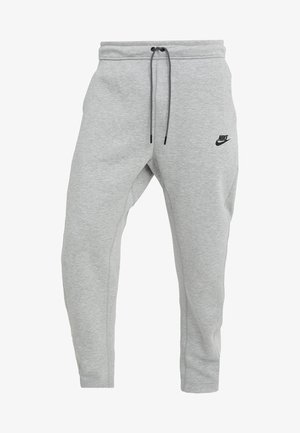 PANT - Tracksuit bottoms - dark grey heather