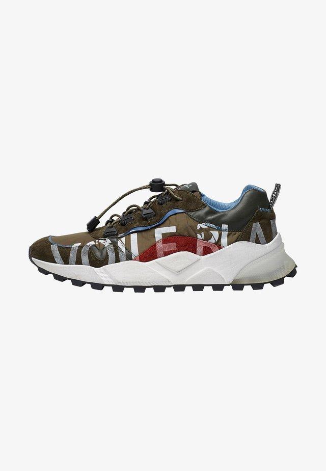 CLUB09 - Sneakers basse - militärgrüne