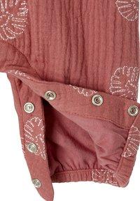Vertbaudet - BEDRUCKTER  - Jumpsuit - rosa bedruckt - 3