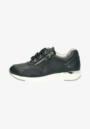 Sneakers laag - ocean nappa
