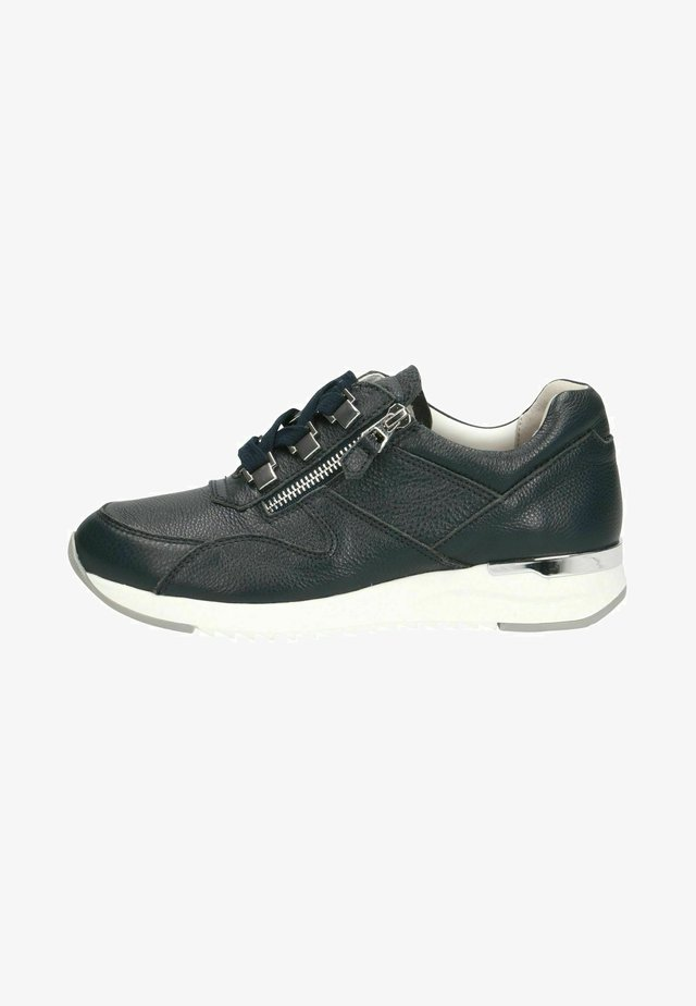 Sneakers basse - ocean nappa