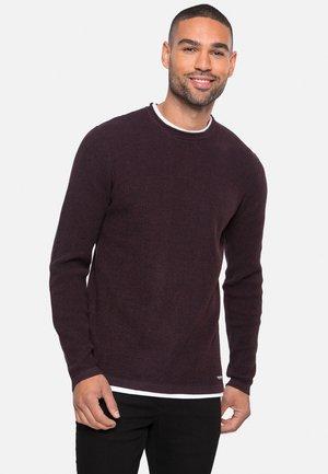 DOLAN - Pullover - burgundy