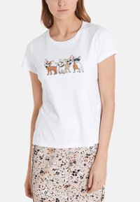 Marc Cain - Print T-shirt - moon rock - 0