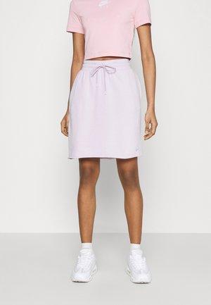 CLASH SKIRT - Pencil skirt - iced lilac/light violet