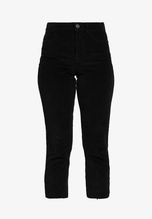 ONLEMILY GLOBAL - Pantalones - black