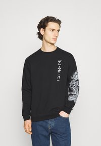 YOURTURN - Sudadera - black - 0