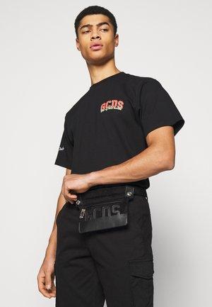 POUCH BELT UNISEX 2-IN-1 - Belte - black