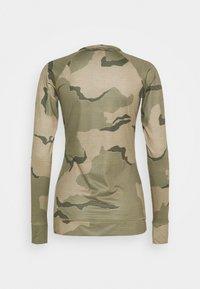 Burton - CREW TRELLIS - Sports shirt - beige - 1