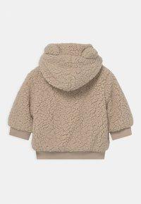Name it - NBNMAZIE UNISEX - Winter jacket - peyote - 1
