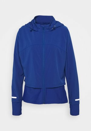 FAST TRACK RUNNING - Sports jacket - blue quartz