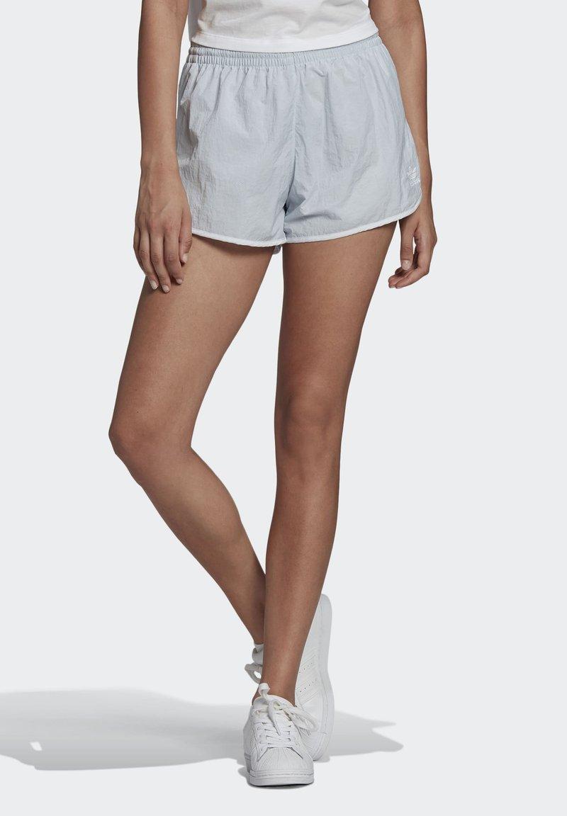 adidas Originals - 3 STRIPES ADICOLORSHORTS - Shortsit - halo blue