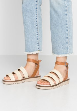 DAMAS - Sandalias - white blanco