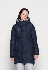 Ragwear - PAVLA - Winter coat - navy - 0