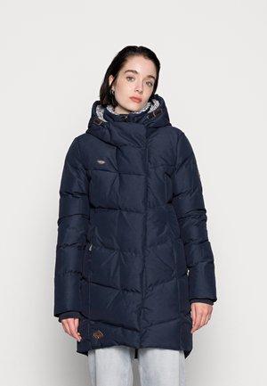 PAVLA - Winter coat - navy