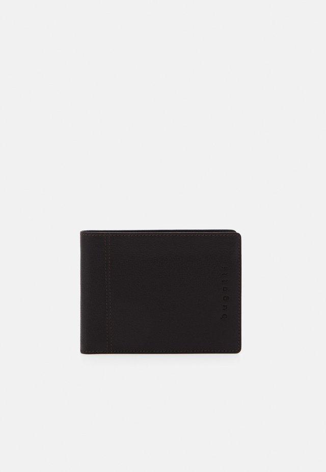 WALLET CARD HOLDER SET - Portefeuille - brown