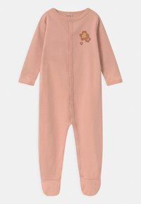 Name it - NBFNIGHTSUIT 2 PACK - Kruippakje - silver pink - 1