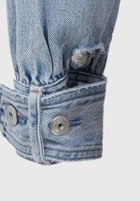 AllSaints - MAISY DENIM SHIRT JA - Denim jacket - blue - 4