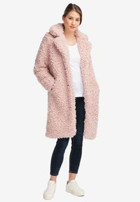 myMo - Winter coat - light pink - 1