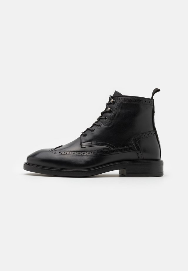 FLAIRVILLE - Lace-up ankle boots - black