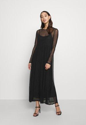 NMEMBER DRESS - Day dress - black