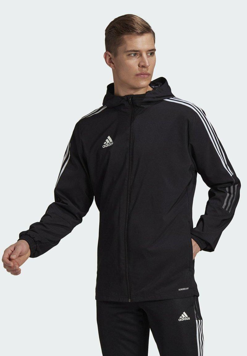 adidas Performance - Træningsjakker - black