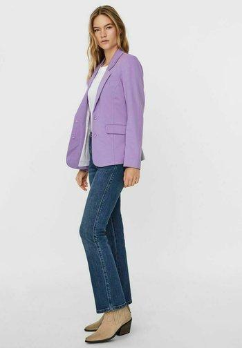 Blazer - hyacinth