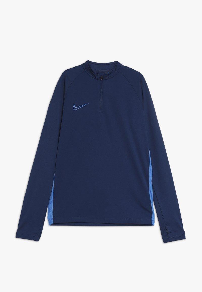 Nike Performance - DRY ACADEMY DRIL - Sports shirt - coastal blue/light photo blue