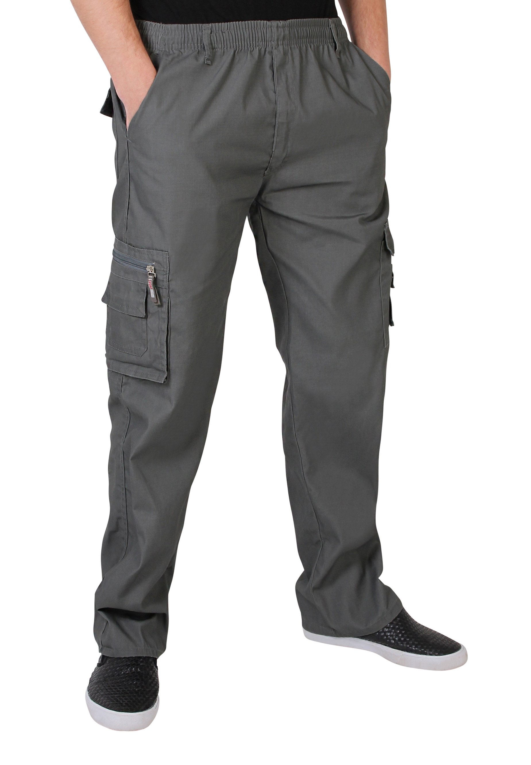Men PULL ON - Cargo trousers