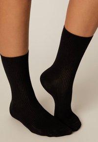 OYSHO - Socks - black - 0
