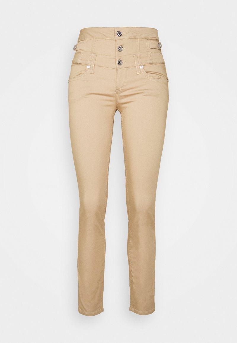 Liu Jo Jeans - RAMPY - Trousers - savana