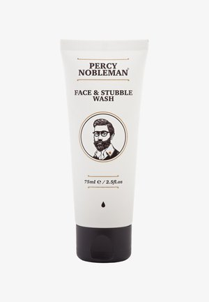FACE & STUBBLE WASH - Cleanser - -