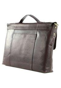 Saddler - ÅLESUND - Laptop bag - dark brown - 3