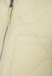 ARKET - Waistcoat - beige - 4
