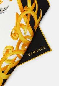 Versace - FOULARD - Foulard - bianco/nero/oro - 2