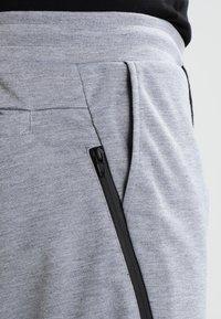 YOURTURN - Pantalones deportivos - mottled grey - 4