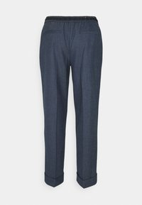 Opus - MANINA FRESH - Trousers - forever blue - 1