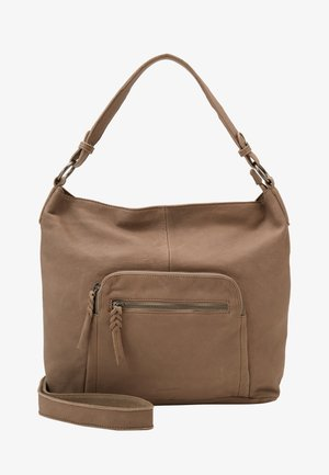 AIRY - Handbag - warm grey