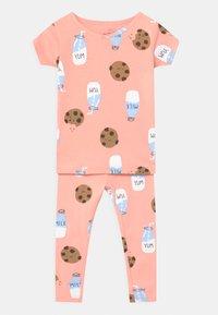 Carter's - COOKIES 2 PACK - Pijama - light blue/light pink - 2
