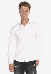 Cipo & Baxx - HECTOR - Formal shirt - weiss - 0