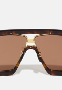 Gucci - UNISEX - Aurinkolasit - havana/brown - 4