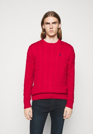 CABLE - Jumper - park avenue red